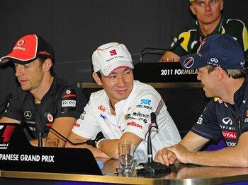 トップ3と可夢偉の夢が疾駆する……。日本GPの裏側で交錯した想いとは?<Number Web> photograph by Hiroshi Kaneko