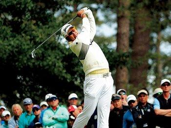 メジャー制覇の難しさ。松山には期待と配慮を。~丸山茂樹が「優勝を」と言えない理由~<Number Web> photograph by Getty Images