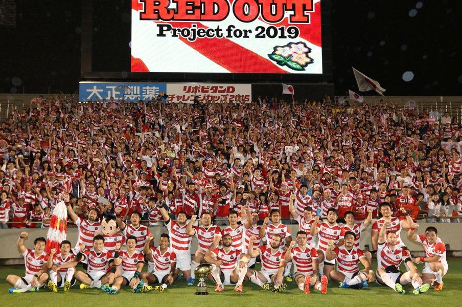 迫るW杯の裏で進む、もう一つの戦い。日本ラグビー界の今そこにある危機。<Number Web> photograph by AFLO