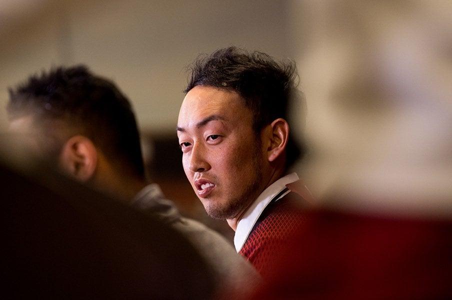 平野佳寿は貫禄、牧田和久は魔術。MLBで「ルーキーズ」の評価は上々。<Number Web> photograph by Getty Images