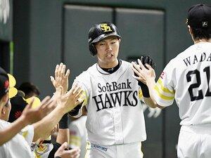 """""""高校球児・中村晃""""は邪険だった。それでも周囲に愛される、素の男。"""