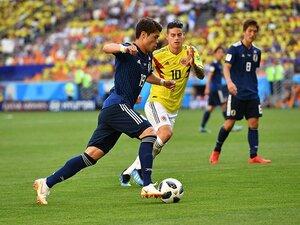 オシムが喜んだのは勝利だけでない。 「香川は円熟の境地。酒井は力強い」 【2018年 サッカー部門1位】
