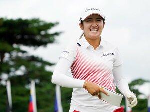 「ジャパンにとってスペシャル・イヤーだ」22歳稲見萌寧、ゴルフ初の五輪メダル…4日間貫いた稲見流の攻略法とは?