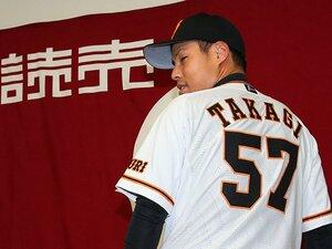 高木京介は結果以外でも問われる。巨人支配下復帰と松井秀喜の想い。