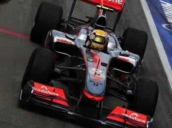 F1発足60周年の今季も絶好調!マクラーレンは最前線を走り続ける。<Number Web> photograph by Hiroshi Kaneko