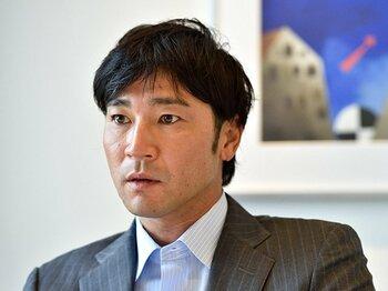元日本代表、現さいたま市議1年生。都築龍太が語る転身の理由と「夢」。<Number Web> photograph by Takashi Shimizu