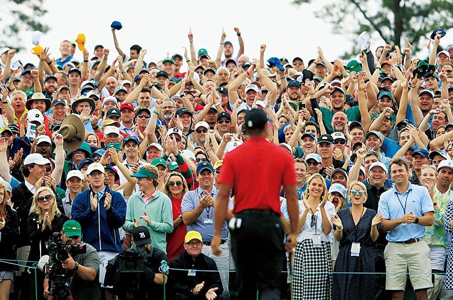 タイガー・ウッズが日本にやってくる。~子供たちがゴルフを始める契機に~<Number Web> photograph by Getty Images