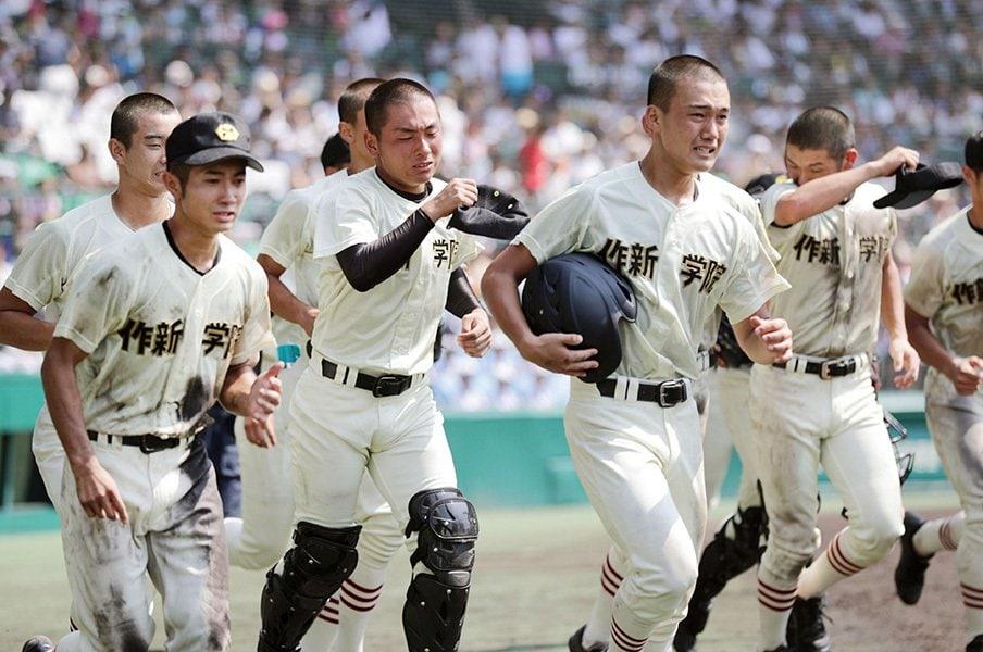 積極性が空回った時にどう戦うか。作新学院の連覇を阻んだ「負の循環」。<Number Web> photograph by Kyodo News
