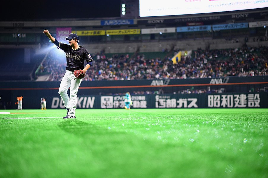 "WBC壮行試合で見えた主力の好不調。小久保監督は""原采配""を見習う時か?<Number Web> photograph by SAMURAI JAPAN via Getty Images"