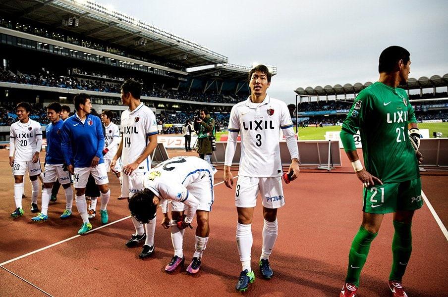 鹿島の勝負強さの源は「思い込み」?選手が語った単純すぎる理由とは。<Number Web> photograph by Kiichi Matsumoto