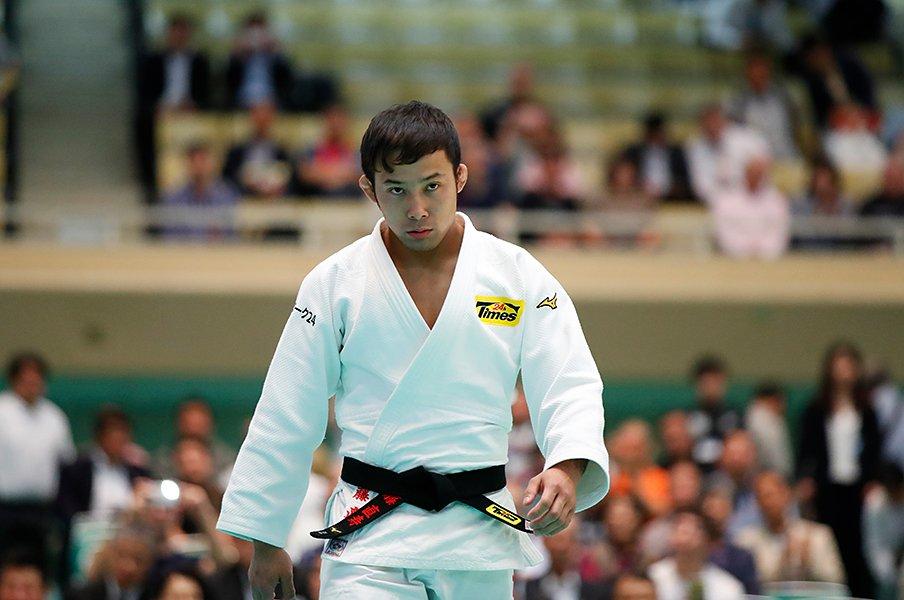 井上康生が「新種」と評する破格の柔道家・高藤直寿。<Number Web> photograph by AFLO