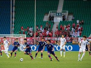 ロシアW杯まであと2年半――。日本の歩みを韓国と比べてみると。