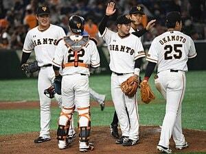 今のプロ野球が前後期制だったら。意外と差がつく後半戦の勝敗数。