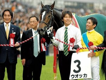 ウオッカを育てた名伯楽、あと3年で引退の波紋。~天理教の仕事を継ぐために、競馬人生に終わりを~<Number Web> photograph by Keiji Ishikawa