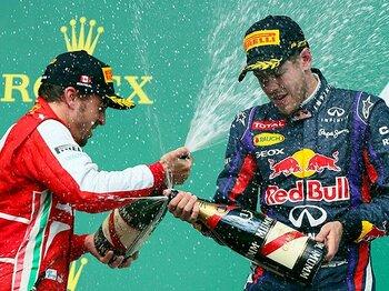 イギリスGPが左右する、各チームの今後の戦略。~F1後半戦「最後のアップデート」~<Number Web> photograph by AFLO