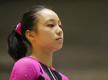 母の想いとともにリオを目指す。体操・笹田夏実、再挑戦の第一歩。<Number Web> photograph by AFLO