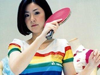 四元奈生美 ユニフォームは私の使命。<Number Web> photograph by Junko Takahashi