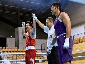 元ラグビー日本代表vs.元Jリーガー。ヘビー級のある一戦が示すもの。~日本ボクシング界の泣き所~