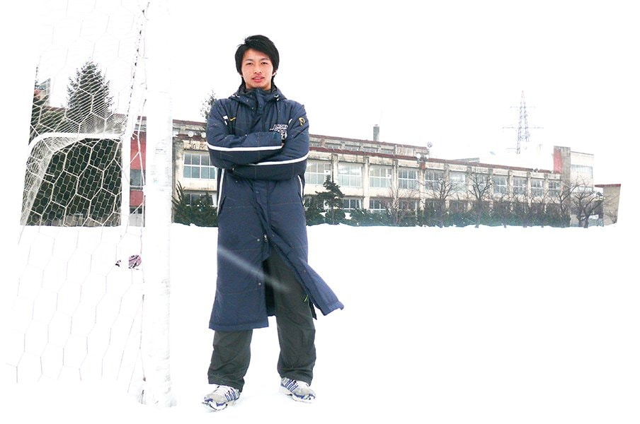「ロシアW杯は柴崎岳の大会」となる?常に一歩先を読んで生きる男の挑戦。<Number Web> photograph by Takahito Ando