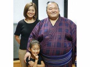 2年ぶりの関取復帰――。豊ノ島の妻と娘が支えた土俵際。
