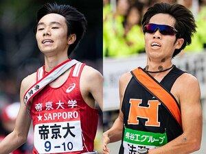 """選手層の厚さで総合優勝狙う帝京大学。エース不在の法政大学は""""山""""に活路。"""