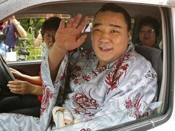 相撲人気復活の起爆剤となり得る力士は現れるか?~9月場所をめぐる2つの論点~<Number Web> photograph by KYODO