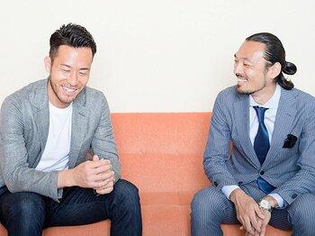 吉田麻也と戸田和幸のEURO問答。「バーディー速い」「カンテはマケレレ」<Number Web> photograph by Miki Fukano