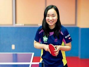 15歳の卓球五輪代表・伊藤美誠。母の猛特訓と、規格外のメンタル。