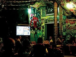 <母国探訪ルポ>モハメド・サラー「エジプトの祈りと泣き虫ハメダ」