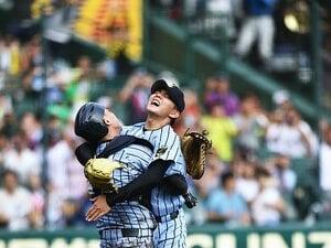 100周年の優勝投手・小笠原慎之介。「今まで野球は楽しくなかったけど」
