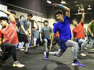 <Number Do Training Session> ナイキのトレーニング・イベントは「目からウロコ」だった。