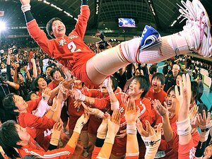 新春高が可能にした、東龍の変化とリベンジ。~春高バレー女子決勝を読み解く~