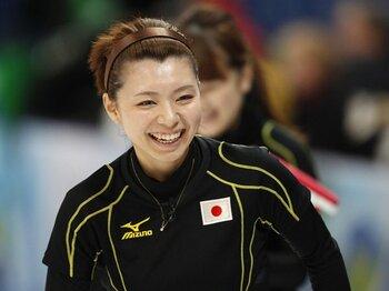 """あの""""マリリン""""が新チームを結成!日本カーリング界が抱く期待と不安。<Number Web> photograph by JMPA"""