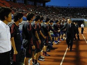 小倉新会長の「Jリーグ秋春制」議論。決定的に欠けているものとは何か?<Number Web> photograph by Masahiro Ura