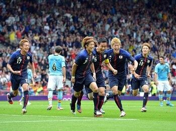 関塚ジャパンが、完璧な作戦勝ち!「スペインに勝ったのは奇跡じゃない」<Number Web> photograph by Ryosuke Menju/JMPA