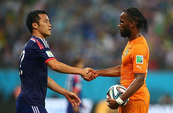 ブラジルW杯/グループC初戦:日本vs.コートジボワール