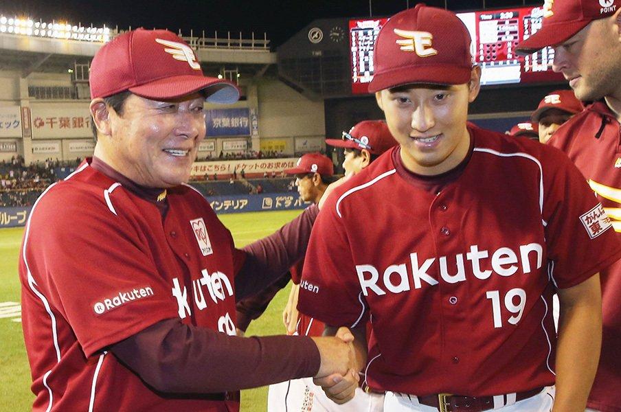 良くも悪くも期待を裏切る球団!?3年目の梨田・楽天は優勝できるか。<Number Web> photograph by Kyodo News