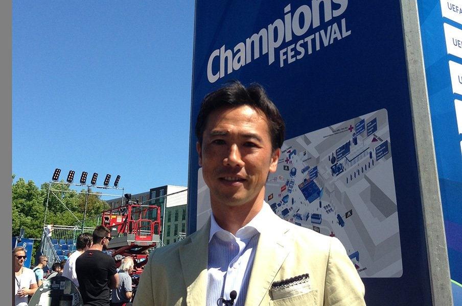欧州で指導中、藤田俊哉が観たCL。「グリエスマンは日本人のお手本」<Number Web> photograph by Toshiya Fujita