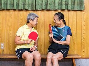 人生100歳時代のスポーツとは?高橋秀実『一生勝負』の凄い人達。