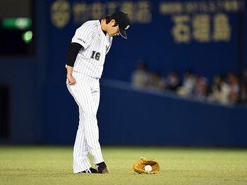ロッテ移籍も浮上の糸口はつかめず。涌井秀章に今何が起こっているのか?<Number Web> photograph by Naoya Sanuki