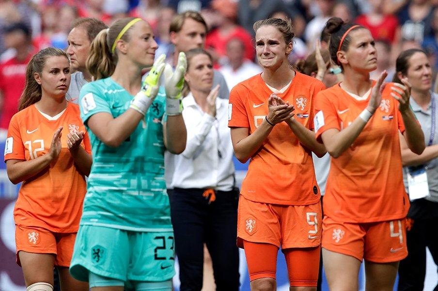 欧州蹴球女子の躍進。~ベスト8の7カ国を欧州が独占~<Number Web> photograph by Getty Images
