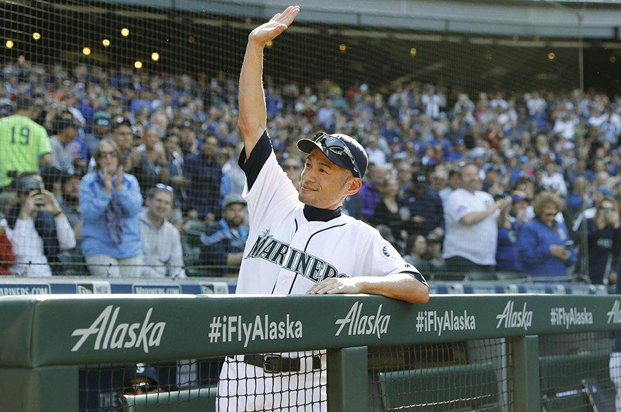 野球人から料理人イチローさんへ。「包丁を持つことが大きな前進です」<Number Web> photograph by Kyodo News