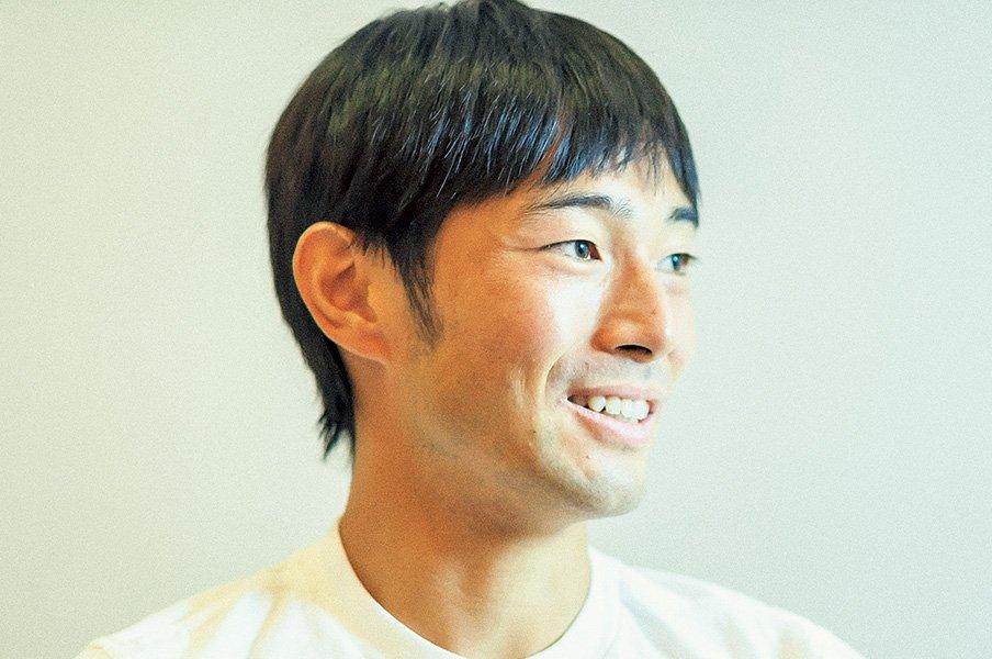 <独占インタビュー>中島翔哉、新エースはあえて「考えない」。<Number Web> photograph by Takuya Sugiyama