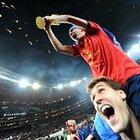 南アW杯スペイン悲願の戴冠