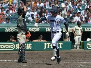 作新学院・捕手、配球に悔いなし。小林誠司のように、満塁被弾を糧に。