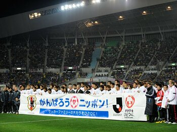 スポーツ界の義援金。~チームや団体の活動・金額一覧~<Number Web> photograph by Takuya Sugiyama
