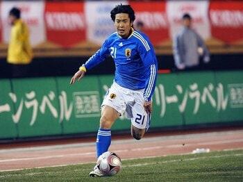 なぜ加地亮は代表を引退したのか?消えぬ情熱とブラジルW杯への夢。<Number Web> photograph by Takamoto Tokuhara/AFLO