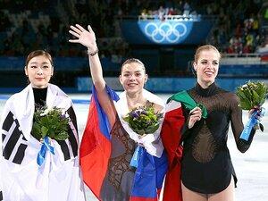 ソチ女王ソトニコワ不在に想う……。十代で消えたフィギュア五輪王者達。