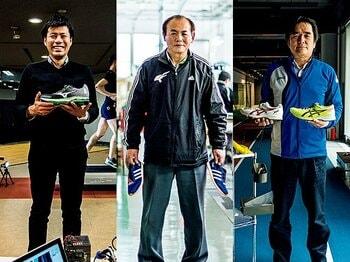 <日本人ランナーに合う一足とは?> ニッポンのシューズ作り最前線を訪ねる。<Number Web> photograph by Atsushi Kondo