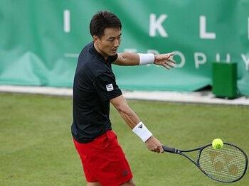 """日本プロテニスに「選手会」発足。""""家庭を持つ30代""""としての行動。<Number Web> photograph by Getty Images"""